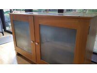 Oak Veneer Sideboard for sale
