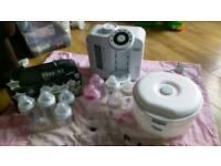 Baby feeding starter kit