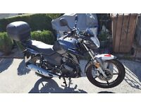 lexmoto aspire 125cc 2016 77 miles from new