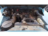 Land rover series 3 109 petrol