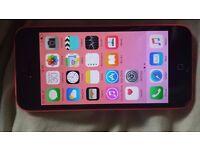 Apple Iphone 5c - Pink - 8GB - EE