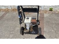 Spares or repairs petrol pressure washer pro user ppw55