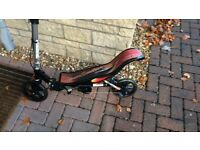 Space Scooter black £50