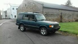 Landrover Discovery 300tdi 50th Anniversary