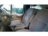 Ford tourneo / transit driver seat