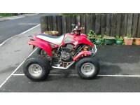 Apache barossa road legal quad 250cc