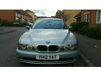 BMW 5 Series 2.2 520i SE 4dr Excellent Runner HPI Clear