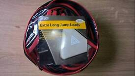 Jump leads extra long