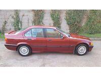 BMW 3 series E36 1.8 , Low mileage, 1991