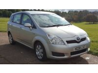 Toyota Corolla Verso 2.2 D4D Diesel 7 Seater 2008, Nice Clean Condition