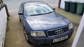 Audi A6 C6 1.9 TDI 2004