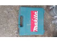 110v Makita Jigsaw, in box (used)