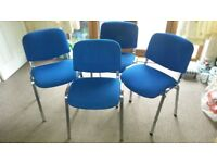 Reception Chairs VGC