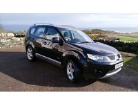 Mitsubishi Outlander, 07, 56 reg,cheapest anywhere!! 2.0 D-ID Elegance spec, MUST LOOK