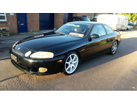 Toyota Soarer 2.5 vvti MANUAL