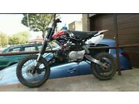 Fully working stomp 110 Pit bike. Could deliver.