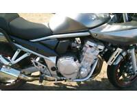 Suzuki bandit 650 sa gsf k8 only 3300 miles, I've owned for 8 years