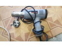 Heat gun hot air gun