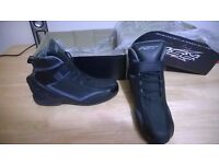 RST stunt motorcycle boots 1509 size 7 brand new