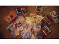 +250 Football Programmes: mostly Leicester City (70s, 80s, 90s, and 00s)