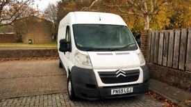 Citroen Relay LWB high-top 2009