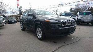 2016 Jeep Cherokee BRAND NEW, 20% OFF MSRP!