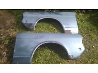 FORD ZODIAC MK4 FRONT WINGS