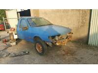Ford sierra p100 for breaking