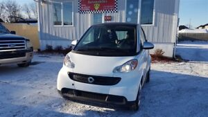 2013 smart fortwo cuir, seulement 19 000 km