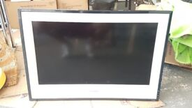 """26"""" Sony LCD TV and wall bracket mount"""