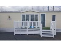Static Mobile Home. Meridian Lodge by Willerby Homes, near Aylesbury
