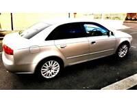 Audi A4 2007 long MOT FSH 2 keys HPI Clear warranty Mileage 114k