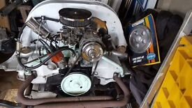 VW 1600 Air Cooled Engine T2