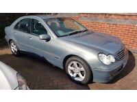 Mercedes-Benz C Class 2.1 C200 CDI Avantgarde SE 4dr£2,935 p/x welcome FREE WARRANTY. NEW MOT