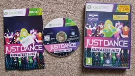 Xbox 360 games Kinect sensor-Just Dance Greatest Hits