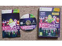 Xbox 360 games Kinect sensor-Just Dance Greatest Hits