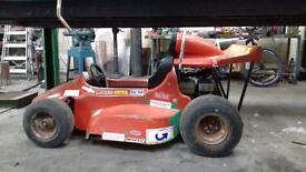 f1 go cart