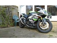 Kawasaki ZX10R Ninja, C1 C2. Low mileage, FSH. ZX10, SUPERBIKE PX SWAP OFFERS