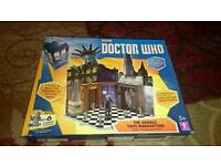 Dr.who time zone playset