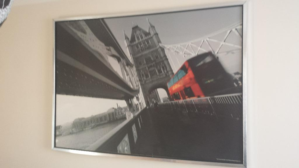 Large London Print Ikea Buy Sale And Trade Ads Great Prices