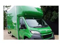 Man van hire delivery removal cheap 24/7 local fordbridge elmdon