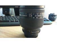 Nikon 24mm - 120mm AF D lens F3.5 /5.6