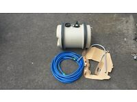 aquaroll water carrier 40ltr, new condition