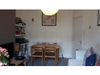 Spacious fully-furnished one-bed flat