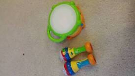Leap Frog instruments