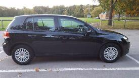 Volkswagen Golf 1.6 S Tdi 5dr Black