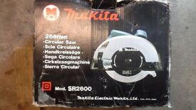 Makita Circular Saw SR2600