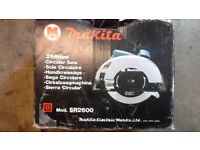 Makita Circular Saw SR2600