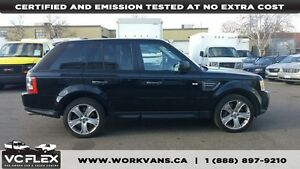 2010 Land Rover Range Rover Sport SuperCharged - 2 Sets of Tires
