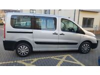 2012 PEUGEOT EXPERT TEPEE 2.0 DIESEL ONLY 45000 MILES WHEEL CHAIR ACCESS